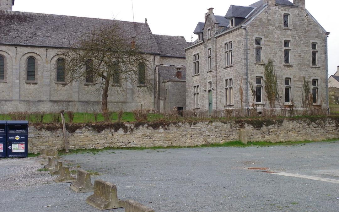 Une nouvelle école à Buzet