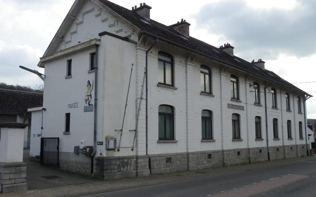 Achat du bâtiment de l'ancienne gendarmerie de Floreffe