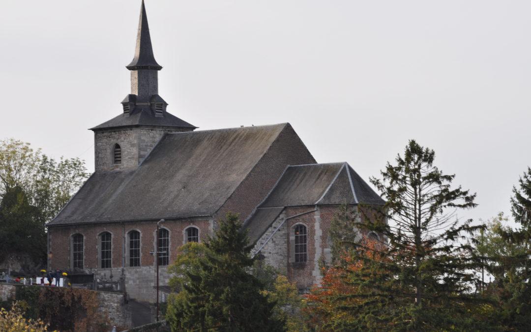Conseil communal du 30 octobre 2017 – Fabriques d'église