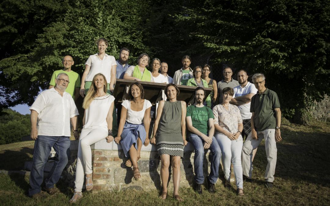 Ecolo-Floreffe – présentation de la liste pour les élections 2018