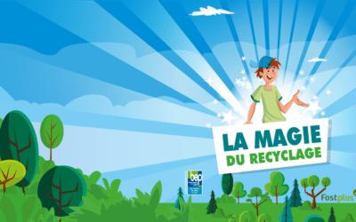 CONCOURS : «LA MAGIEDU RECYCLAGE »