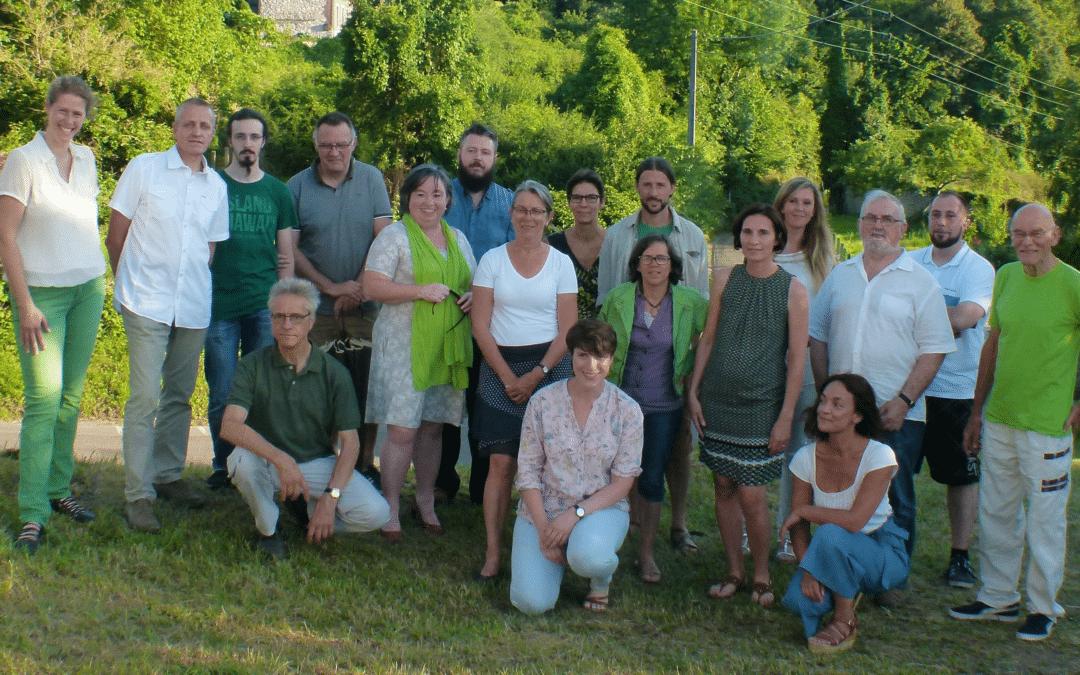 Les candidats – Ecolo-Floreffe