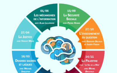 Les Ateliers du savoir – 14 novembre 2018